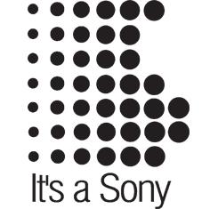 Sony - It's A Sony
